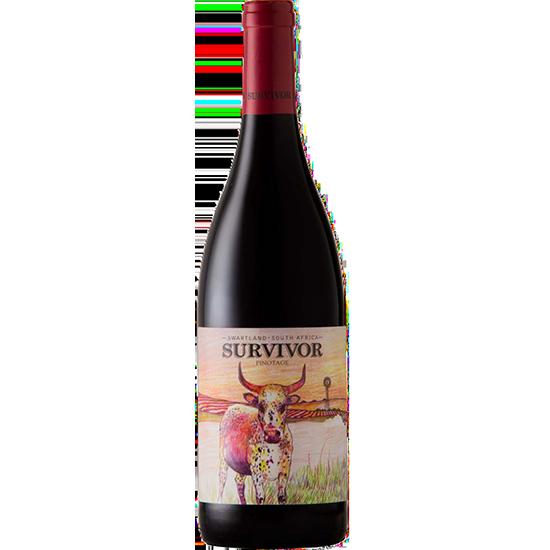 Survivor - Barrel Select Pinotage